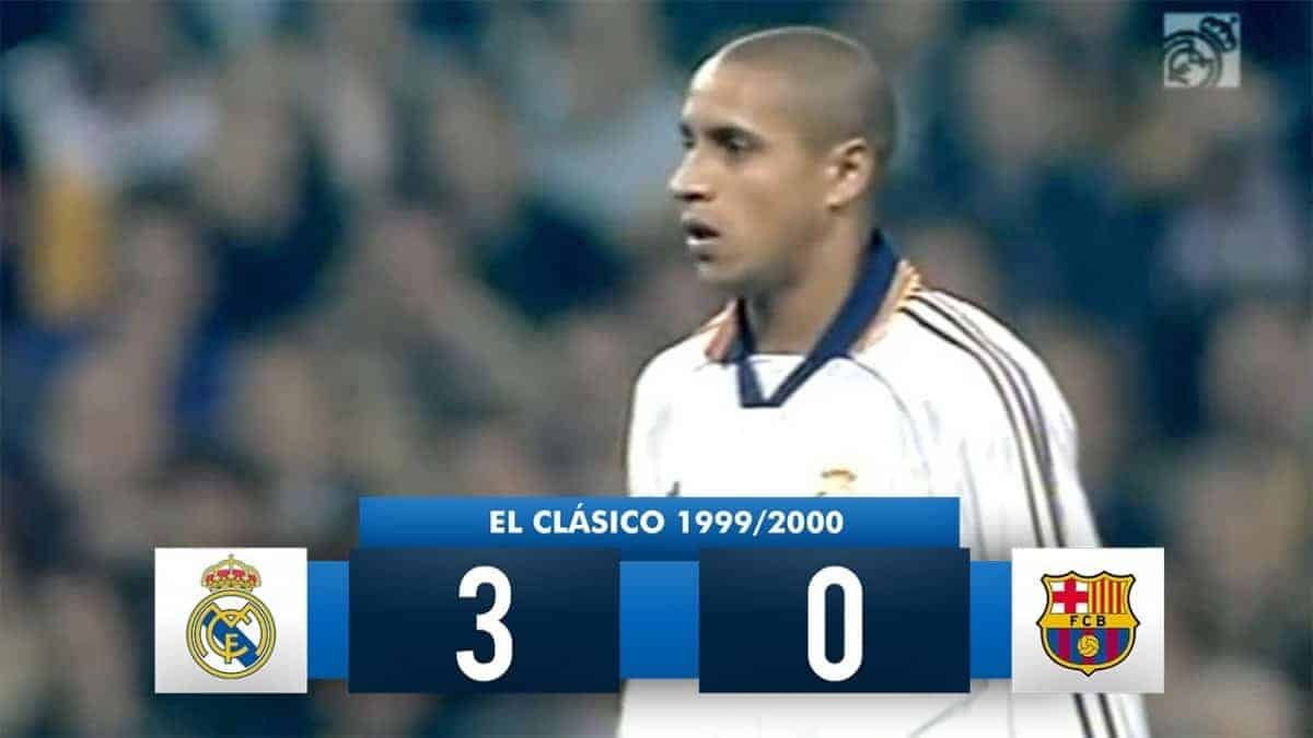 ویدئو نوستالژی: فول مچ الکلاسیکو فصل ۱۹۹۹-۲۰۰۰ – رئال مادرید ۳ بارسلونا ۰ اولین الکلاسیکوی ایکر کاسیاس