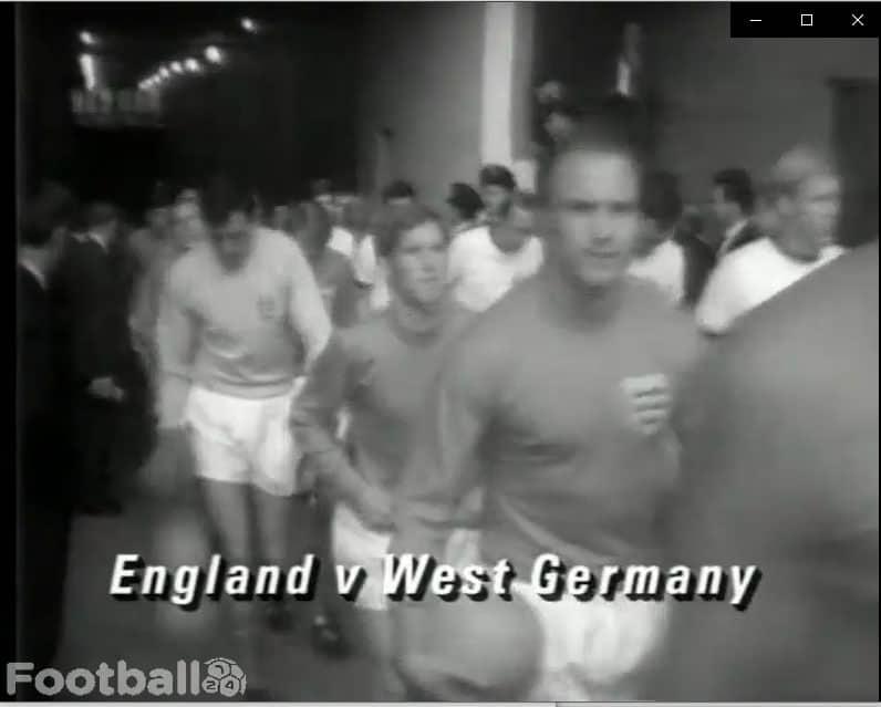 ویدئو نوستالژی: فول مچ – فینال جام جهانی ۱۹۶۶ انگلستان و آلمان غربی