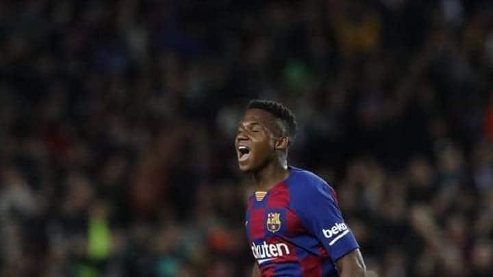 آینده مبهم آنسو فاتی، آیا او از بارسلونا جدا خواهد شد؟